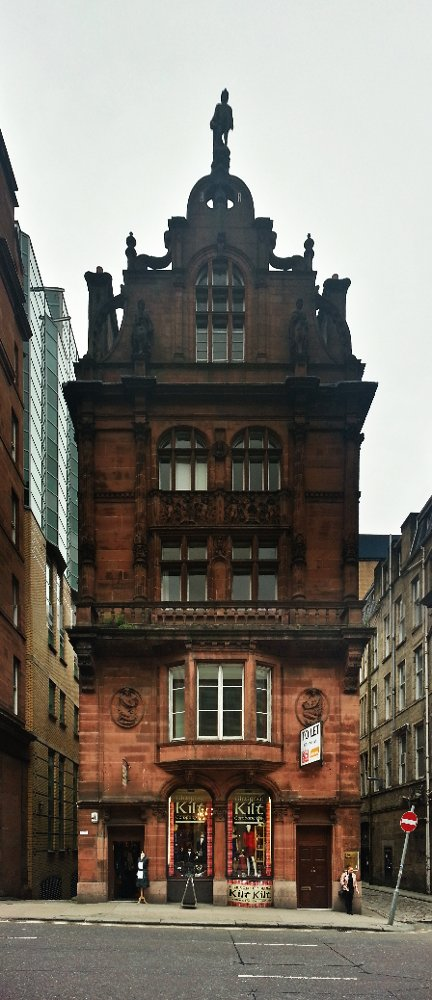 Scottish Temperance League ,Glasgow