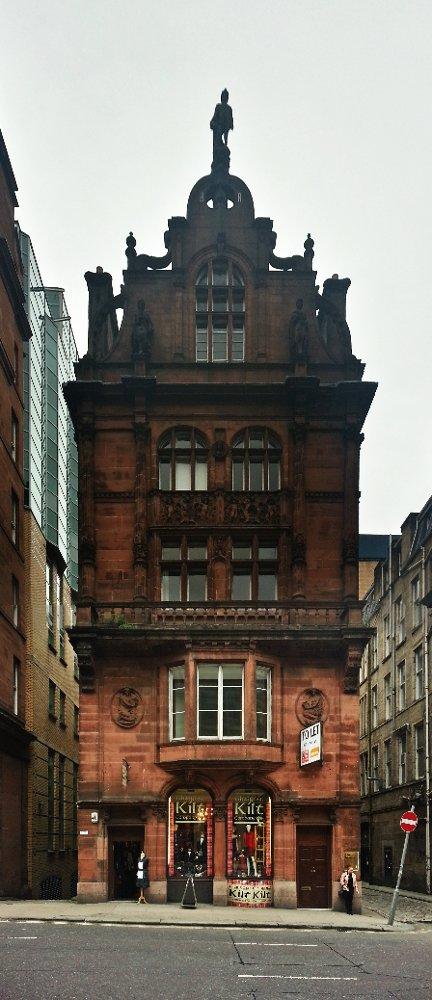 Scottish Temperance League ,Glasgow