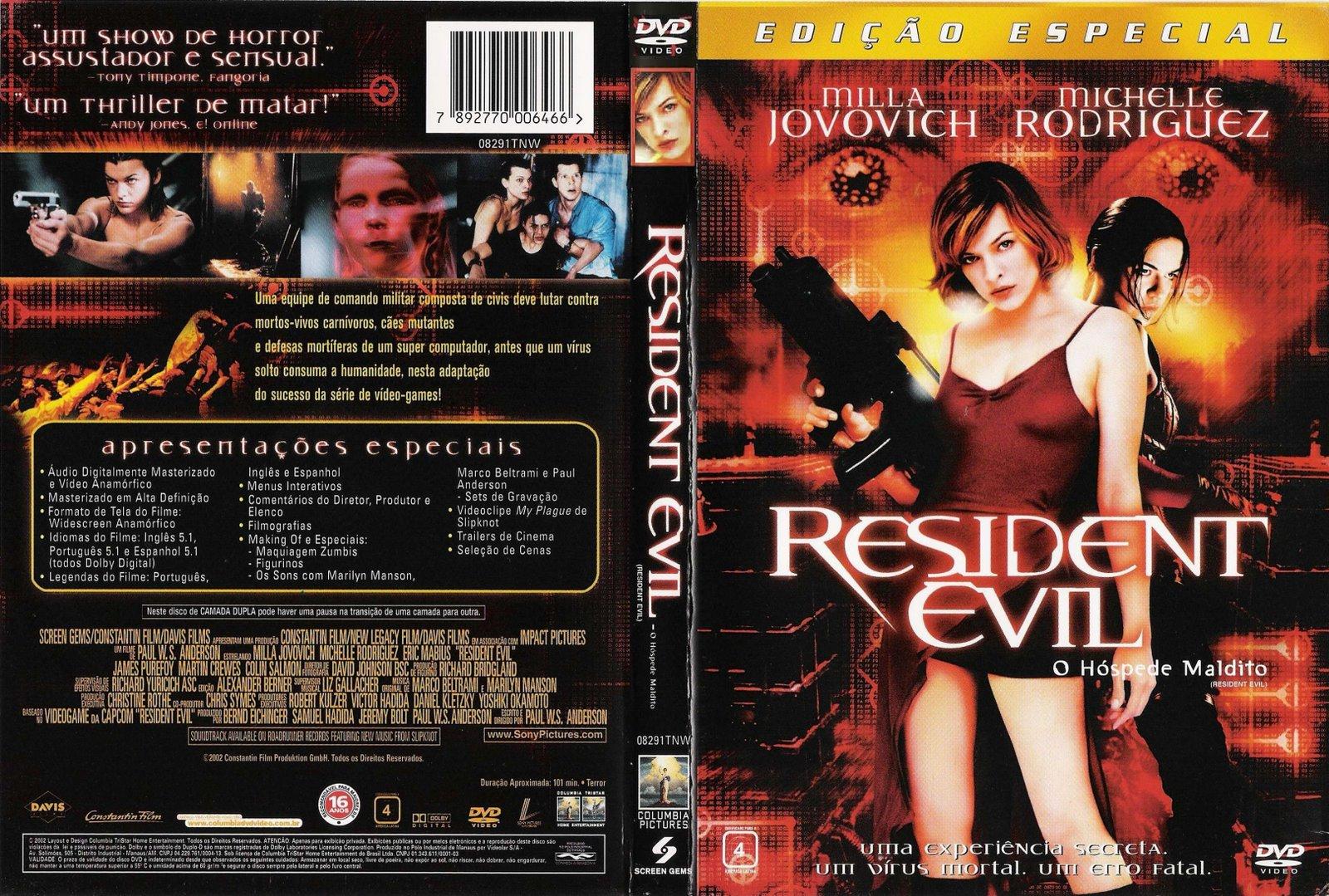 Filme Enjaulados within resident evil universe: biohazard umbrella: resident evil saga