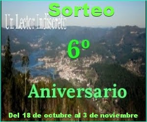 SORTEO 6º ANIVERSARIO