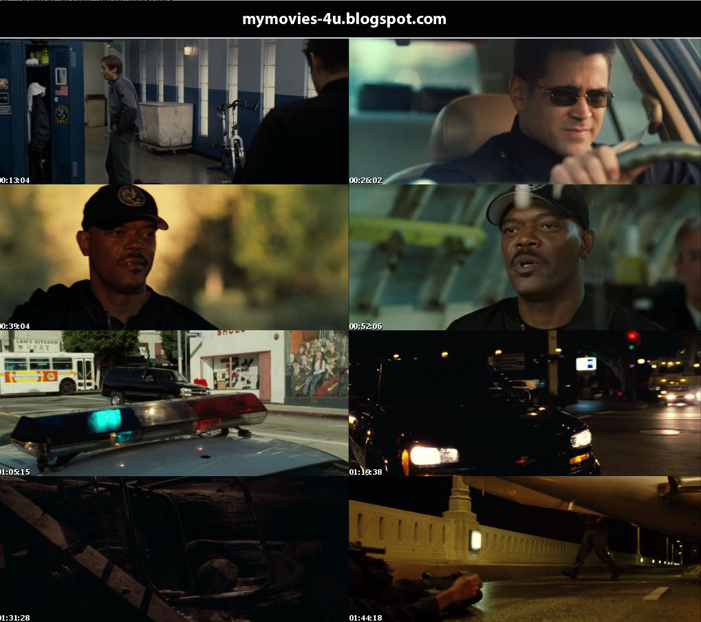 S.W.A.T. (2003) BluRay 720p 800MB