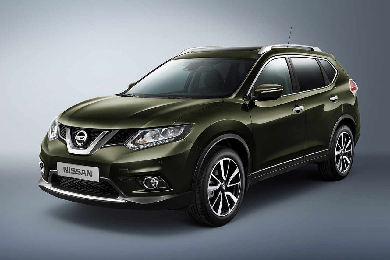 All-new Nissan X-Trail secures Five-Star EuroNCAP rating