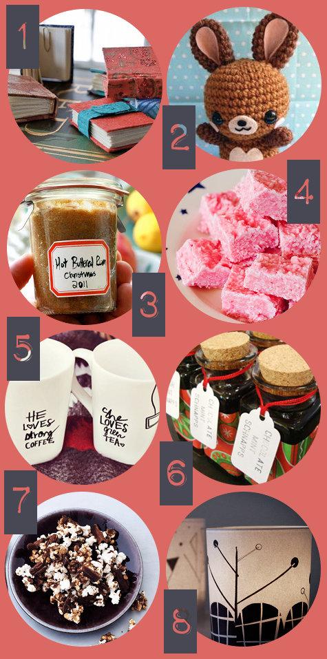 Homemade Holiday Gift Guide - DIY Handmade Christmas Gifts You Can ...