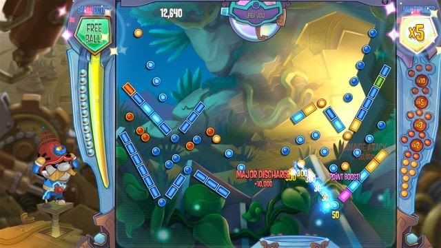 Peggle Popcap Games Review