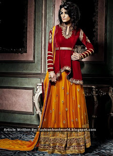 Grey And Black Embroidered Palazzo / Maroon n Orange Velvet Plus Net Palazzo
