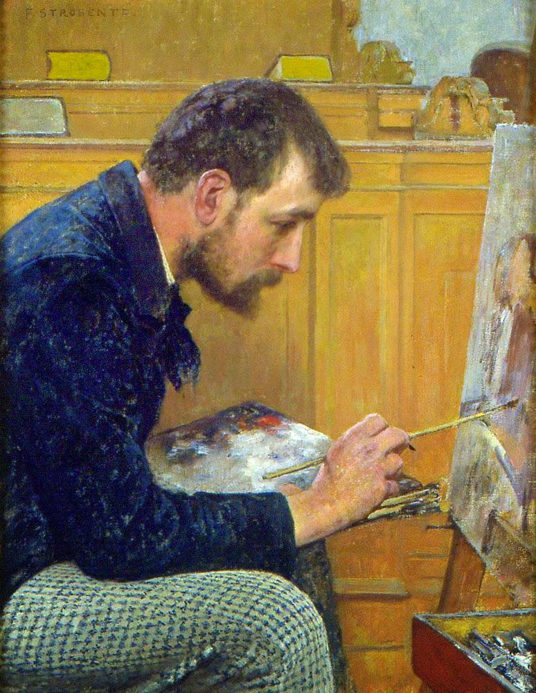 Gari Melchers (American, 1860 - 1932)