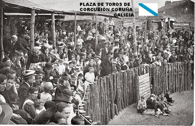 PLAZA DE TOROS DE CORCUBION