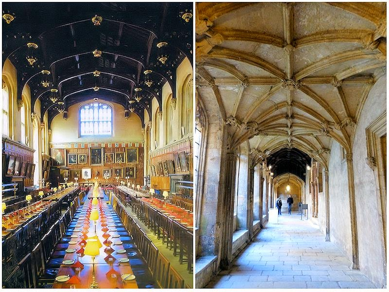 locations film harry potter