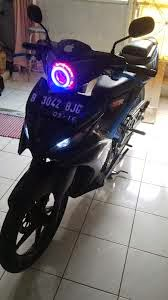 contoh modifikasi motor jupiter mx 5 speed