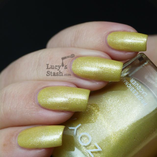 Lucy's Stash - Zoya Piaf