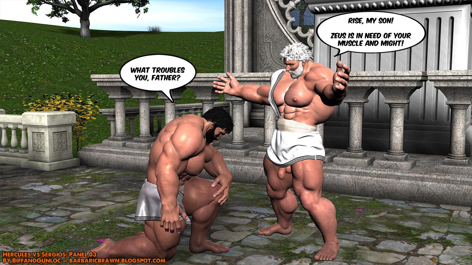 Zeus Almighty Porn 62