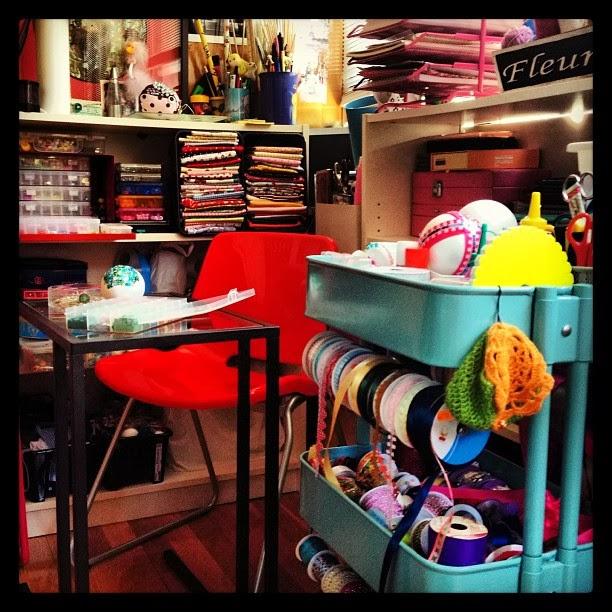 Manualizando trucos para ordenar nuestro material - Crear mi propia casa ...