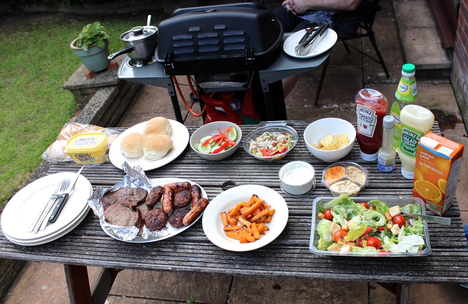 BBQ food