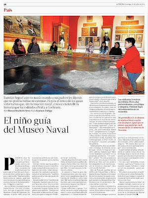 museo naval damian seguel valparaiso