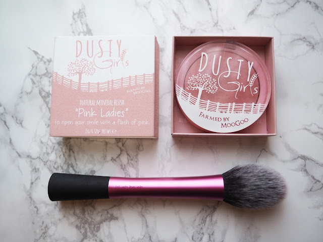 Dusty Girls Moo Goo Pink Ladies Mineral Blush