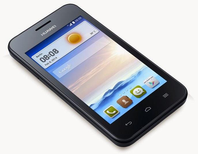 harga spesifikasi Huawei Ascend Y330