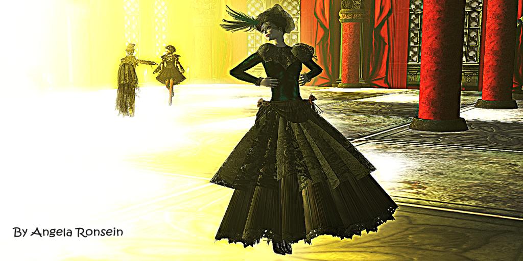 Les Fleurs Du Mal Gothic Fashion Show 05 06 12