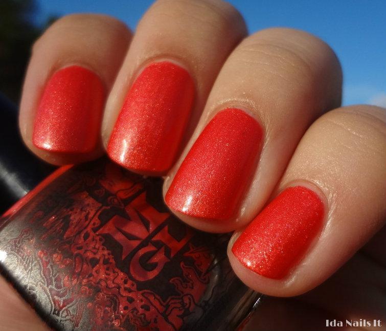 Ida Nails It: Manglaze Butt Taco and Lesbihonest