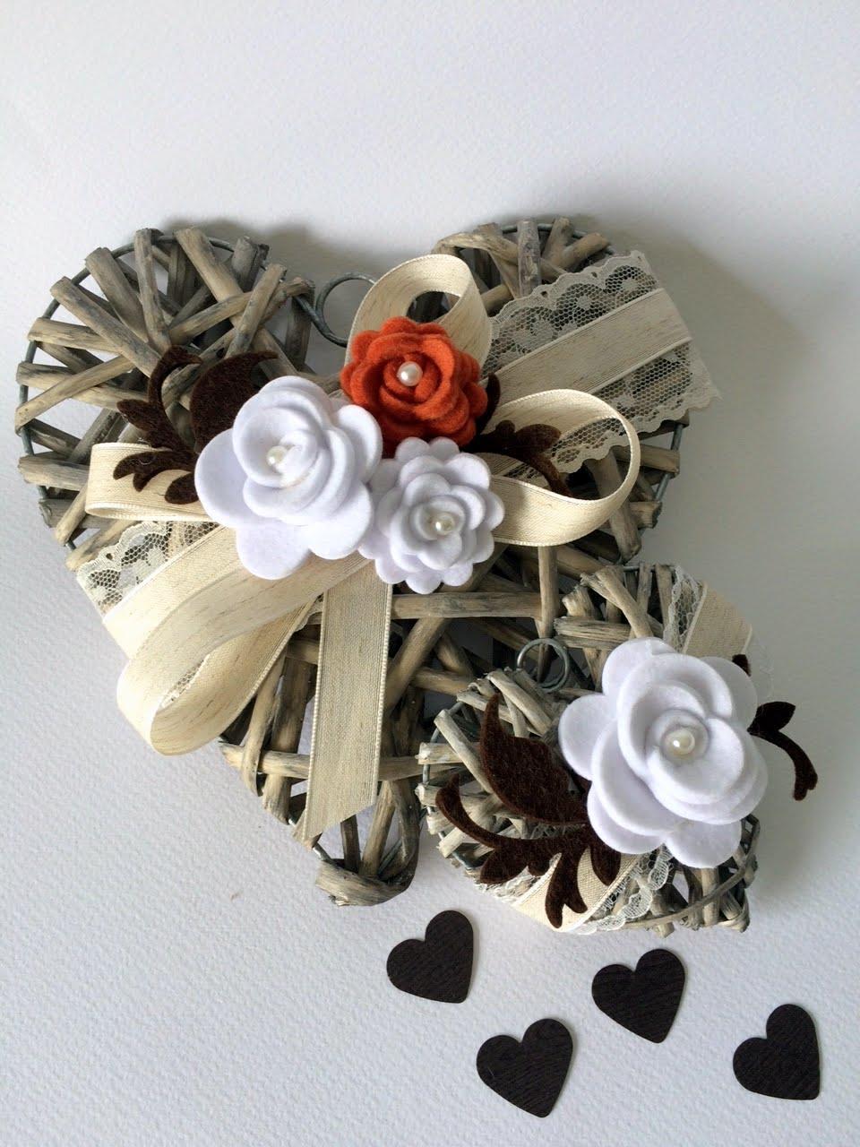 Decorazioni matrimonio cuori migliore collezione - Decorazioni cuori ...
