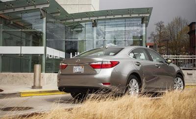 2015 Lexus ES 350 Release Date