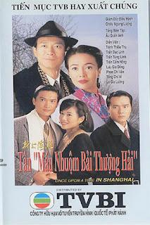 Tân Máu Nhuộm Bến Thượng Hải 1996 - Shanghai Grand