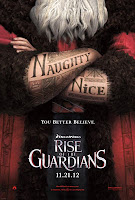 Rise of the Guardians, de William Joyce & Peter Ramsey