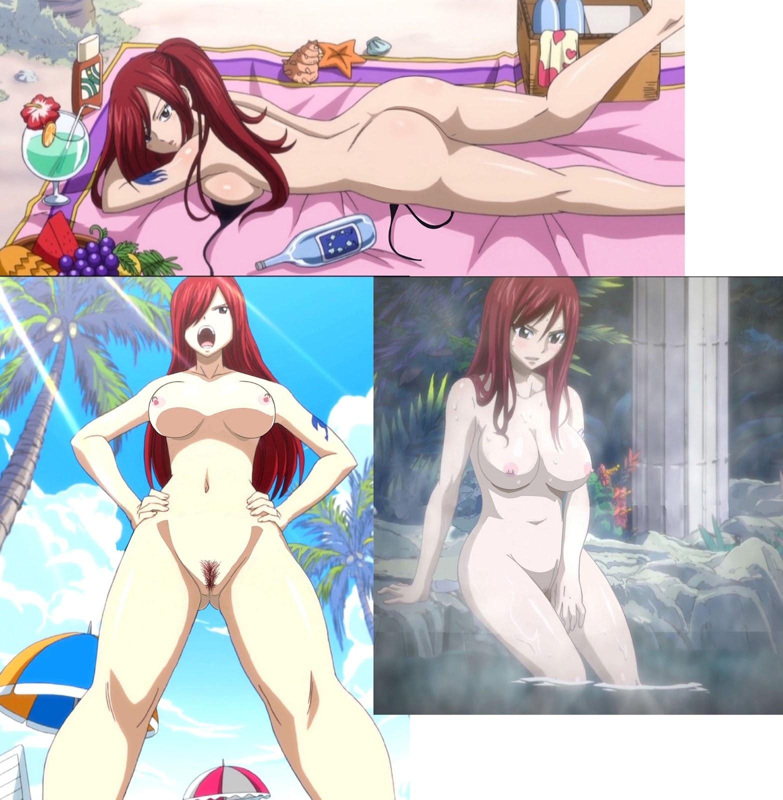 Ezra Hentai with fairy tail   hentai