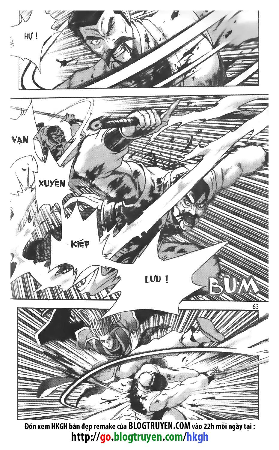 Hiệp Khách Giang Hồ - Hiệp Khách Giang Hồ Chap 196 - Pic 11