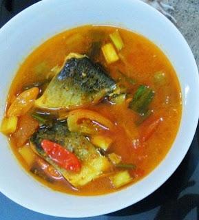 Cara memasak pindang ikan bandeng 1, Resep pindang ikan bandeng 1 yang lezat