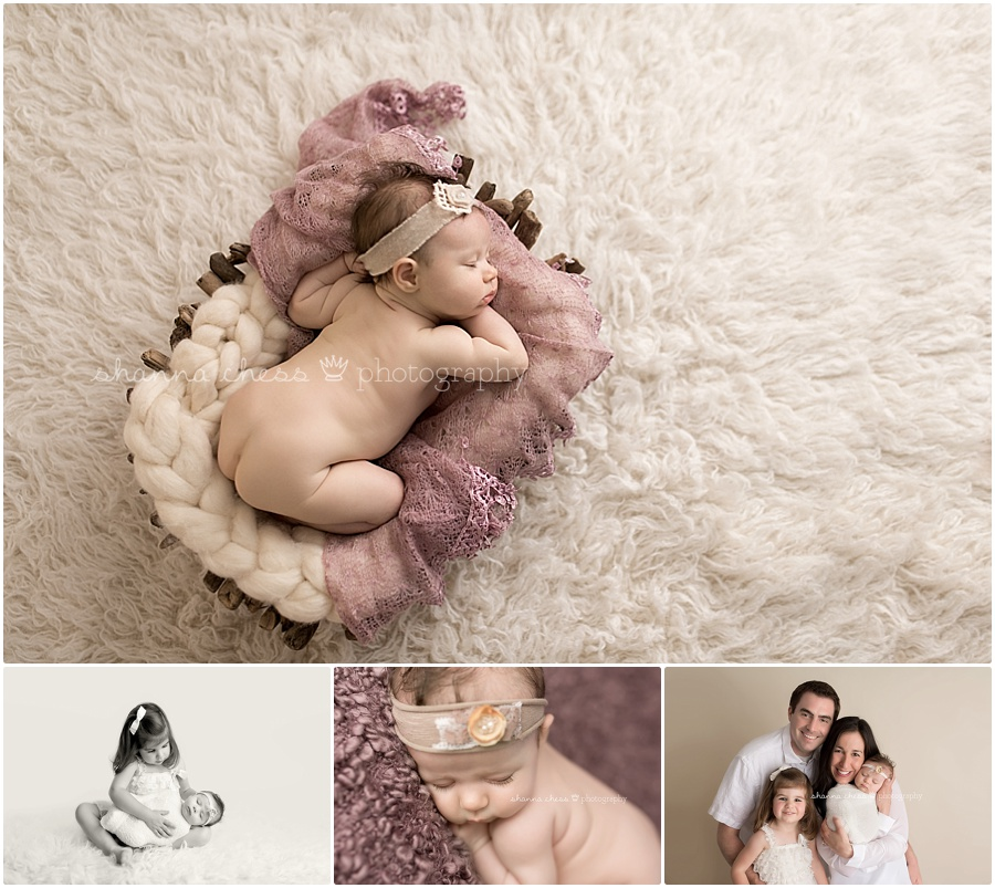 eugene springfield oregon newborn photography