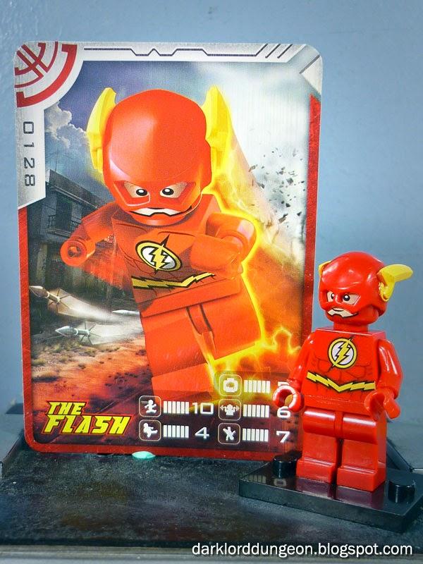 Dark Lord Dungeon: Lego Flash KO
