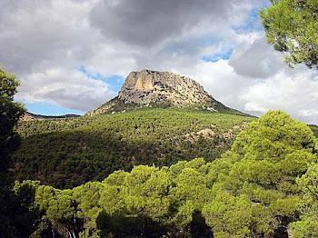 El Morron (Sierra Espuña )