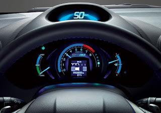 Ecological Drive Assist Honda System