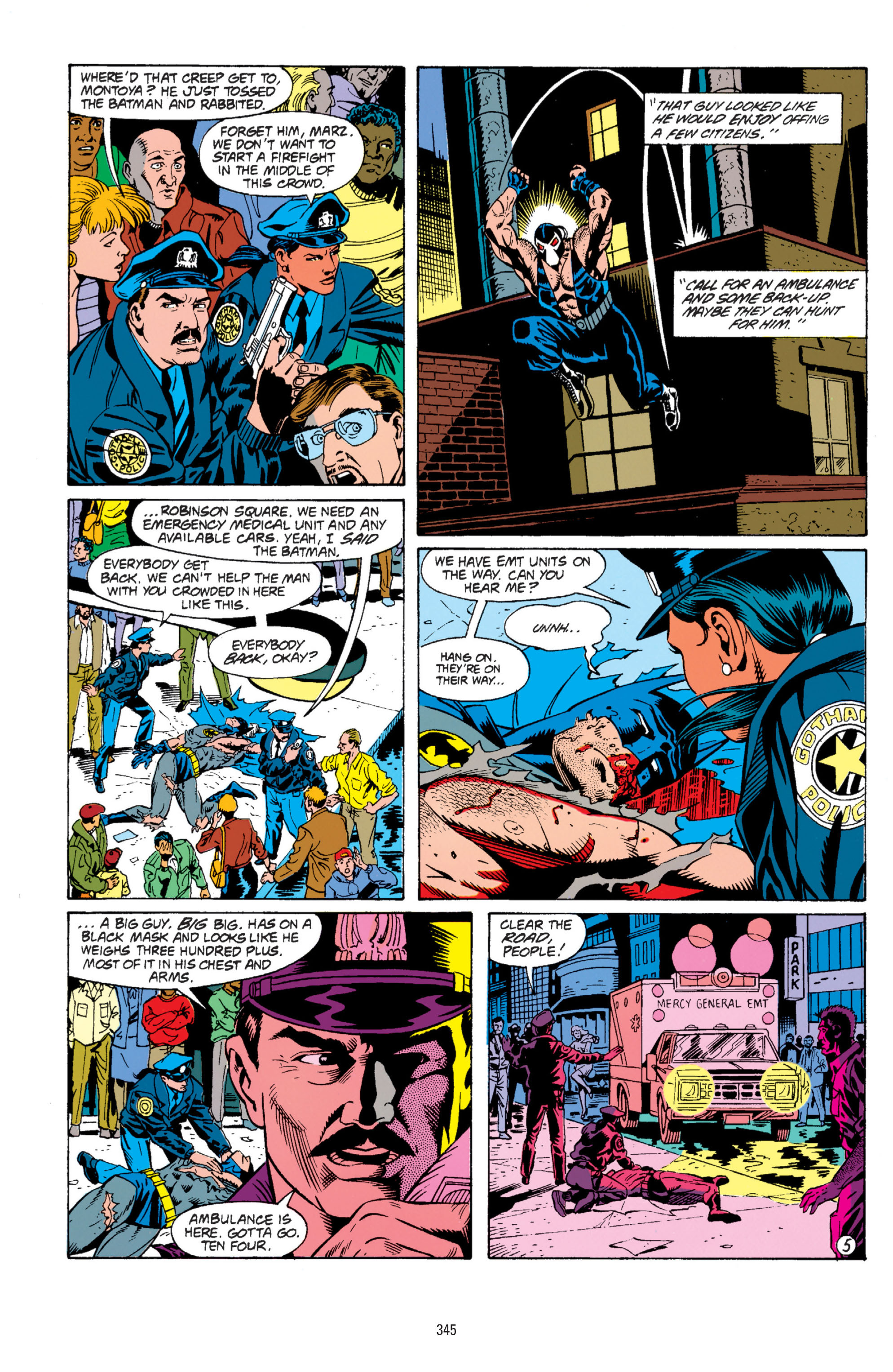 Detective Comics (1937) Issue #664 Page 6