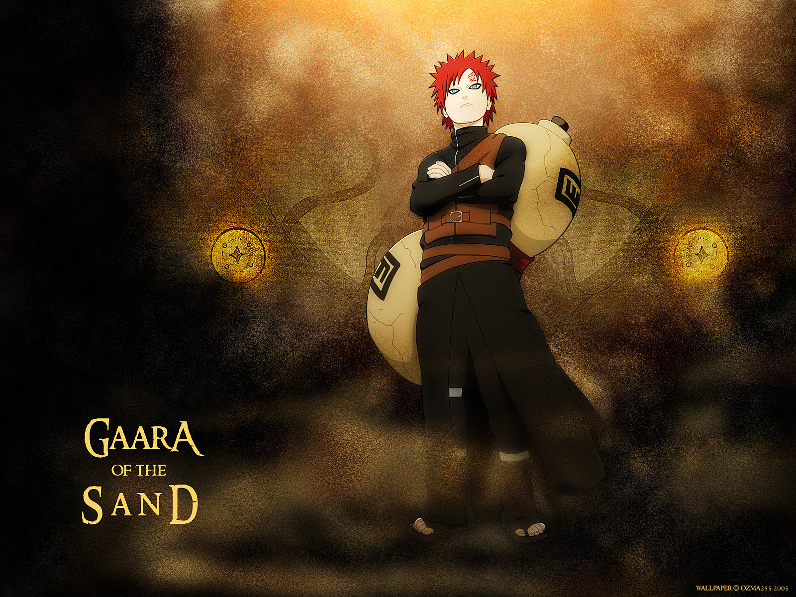 Free Download Anime Wallpaper Gaara HD ( Naruto Movie ...