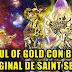 [SAINT SEIYA] SOUL OF GOLD CON LA BANDA SONORA ORIGINAL DE SAINT SEIYA - DESCARGA POR MEGA EN HD 1080P