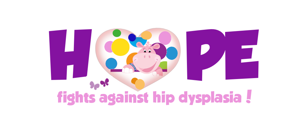 Hope fights hip dysplasia