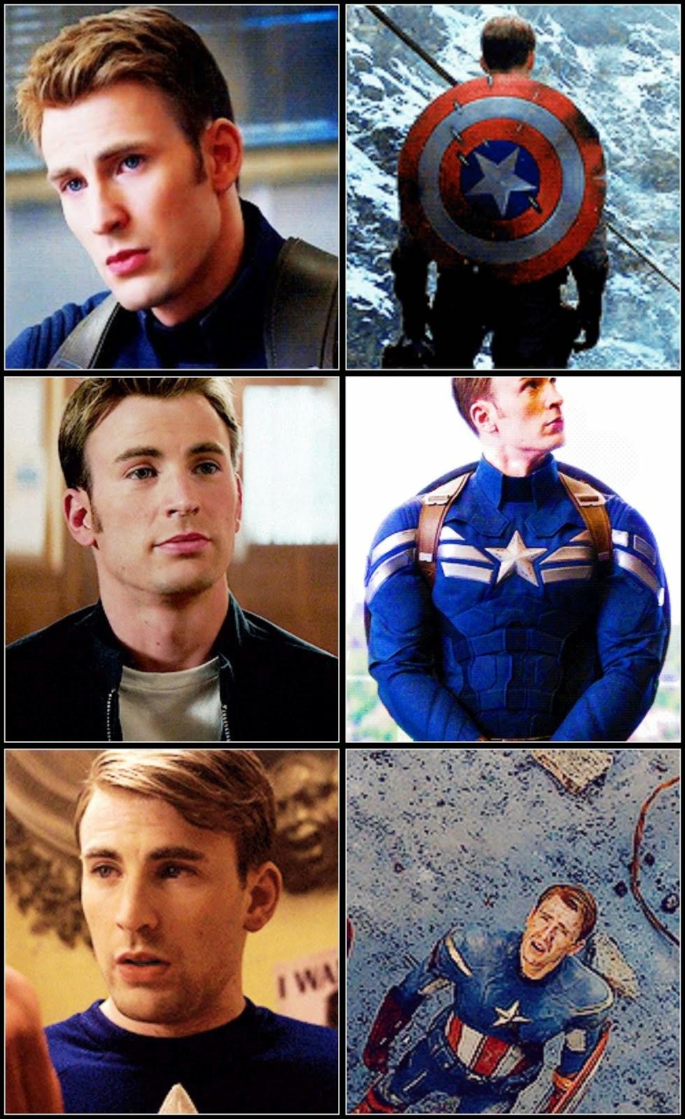 Steve Rogers Kapitány