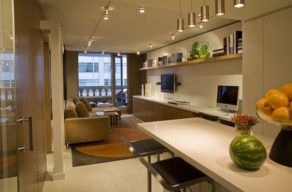 Casas Minimalistas Y Modernas Apartamentos Pequenos Y