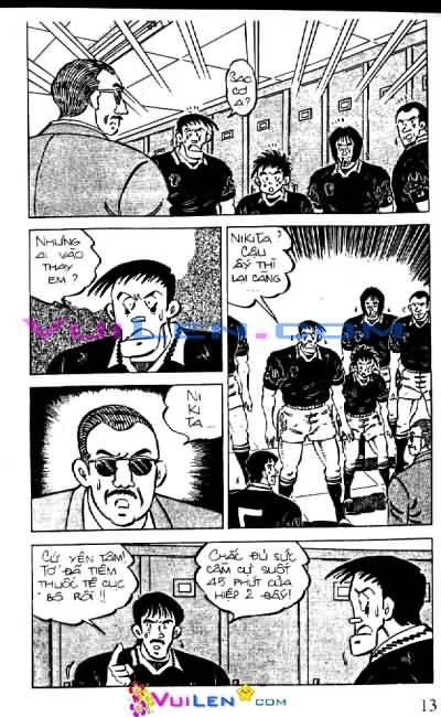 Jindodinho - Đường Dẫn Đến Khung Thành III Tập 60 page 13 Congtruyen24h