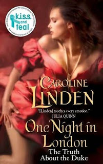 Review: One Night in London by Caroline Linden
