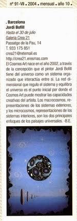 2004 - CREA21 GALLERY.BARCELONA.