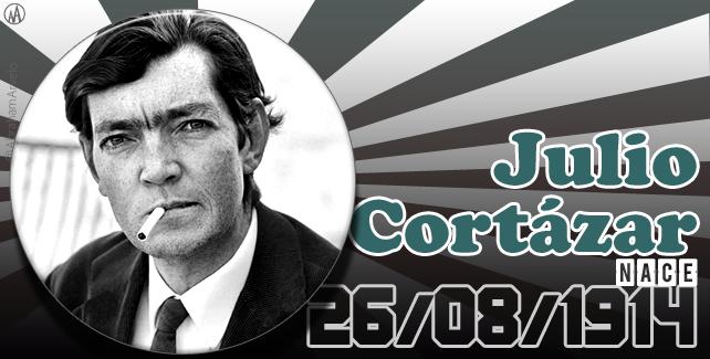 1914 nace Julio Cortázar,