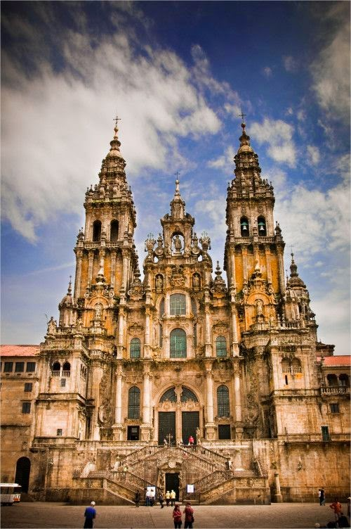 Santiago de Compostela , Spain: