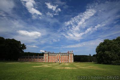 tourisme domaine château Chamarande Essonne