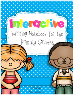 http://www.teacherspayteachers.com/Product/Interactive-Writing-Notebook-for-the-Primary-Grades-Common-Core-Aligned-1312923
