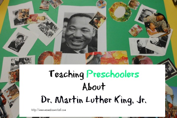 martin luther king preschool teaching preschoolers about dr martin luther king jr 526