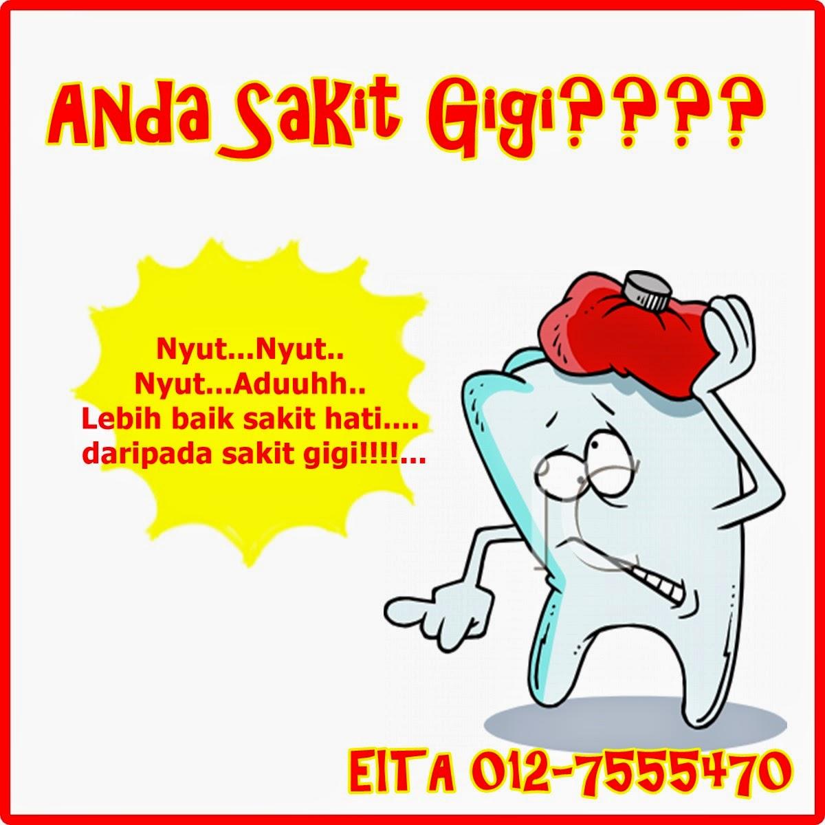 penawar sakit gigi