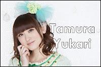 Tamura Yukari Blog