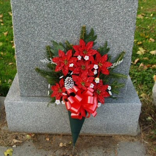 Order a Christmas Cemetery Cone
